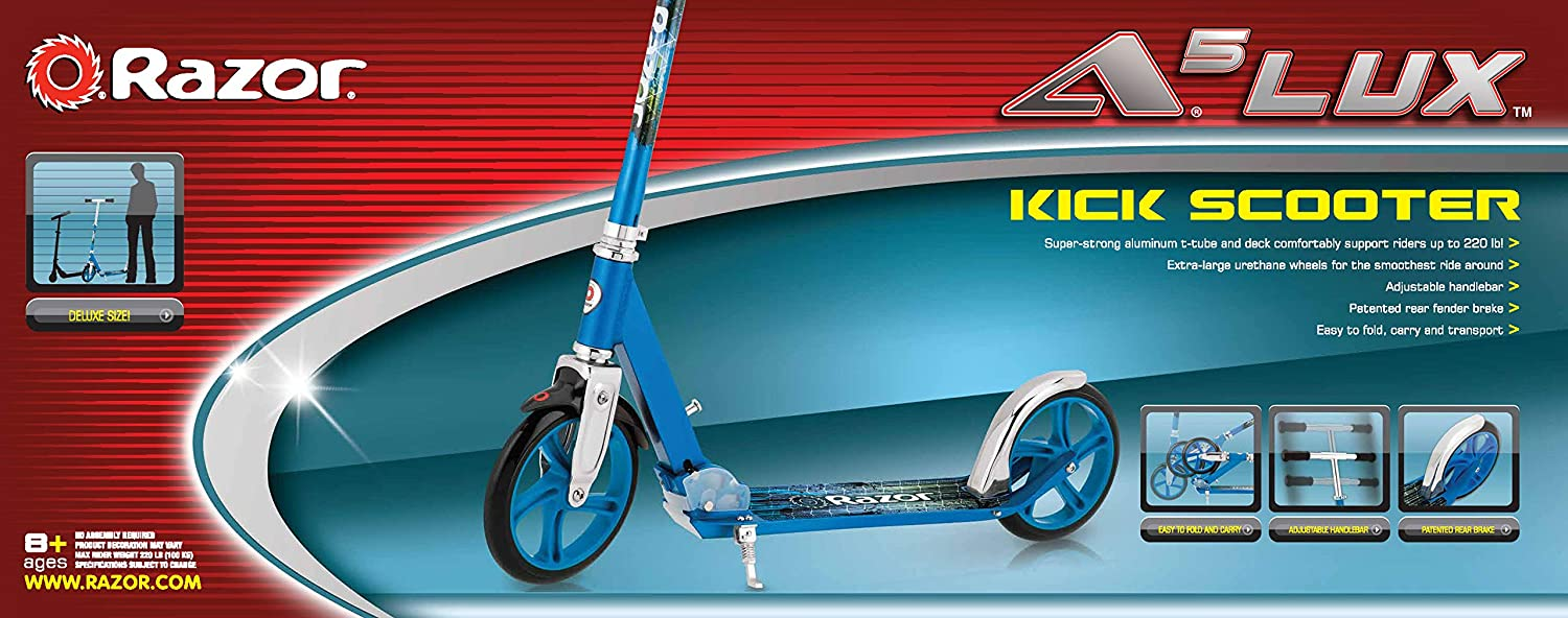 Razor A5 LUX Kick Scooter - 3