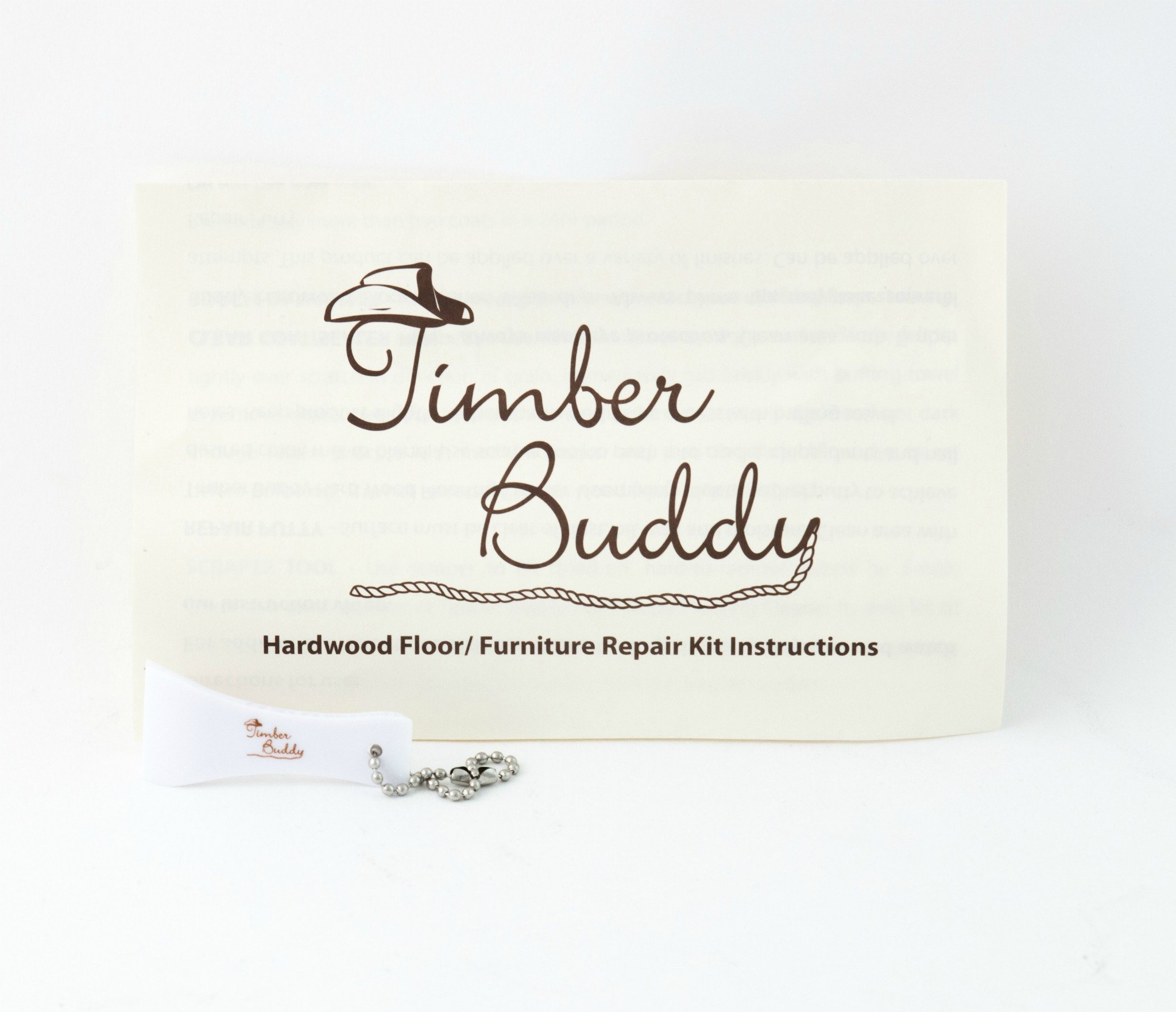Hardwood Floor Cabinet Furniture Island Staircase Molding Cleaner Touch-Up Repair Kit 1 Product Home Office RV Pick Your Finish All Wood Surfaces Laminate Pre-Finished Veneers Restore Luster Nutrients by Timber Buddy (Image #6)