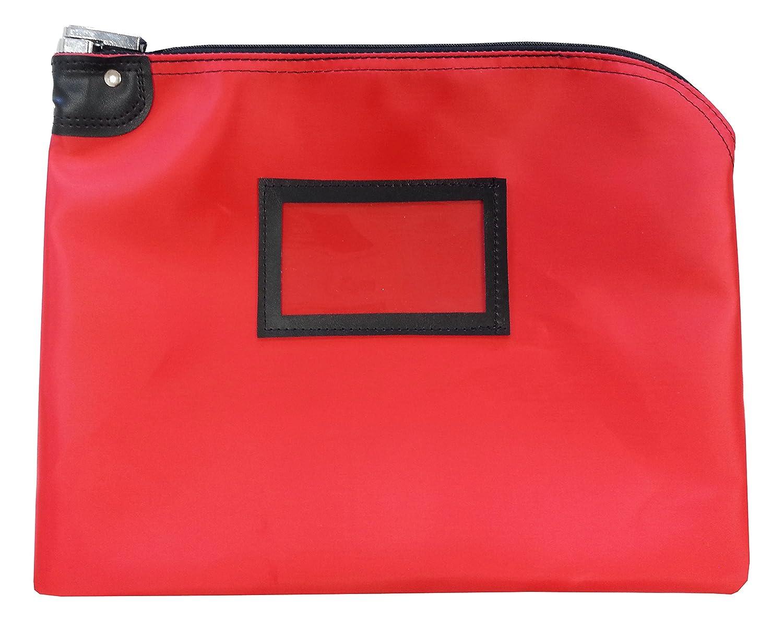 Locking Document Security HIPAA Bag (Gray) Cardinal Bag Supplies