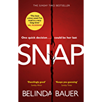 Snap: 'The best crime novel I've read in a very long time' Val McDermid