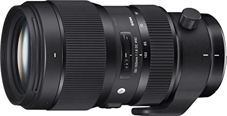 Review Sigma 50-100mm f/1.8 DC