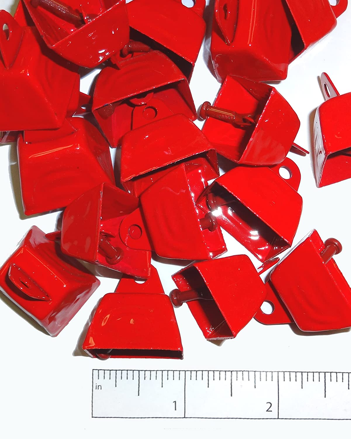 1 Red Cowbell 36pc 1 Red Cowbell 36pc