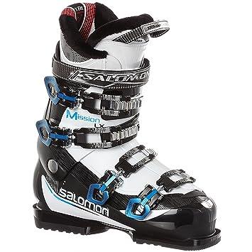 Chaussures Lx Homme Noir Salomon 31 5 Ski Mission Pour De k8O0Pnw