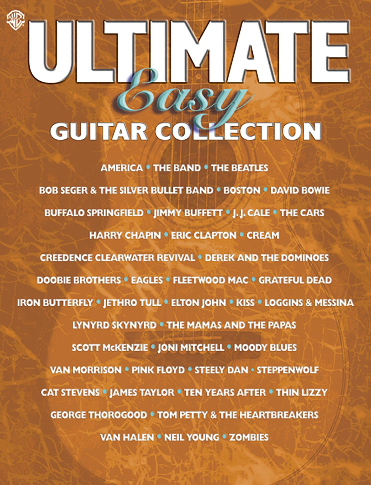 Amazon Ultimate Easy Guitar Collection 9780757909948 Alfred