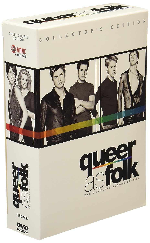 Queer As Folk: Complete Season 2 [Reino Unido] [DVD]: Amazon.es ...