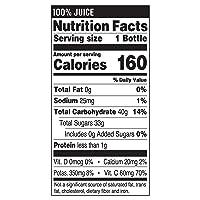 Tropicana Juice, Strawberry Orange, 10 Ounce (Pack of 15)