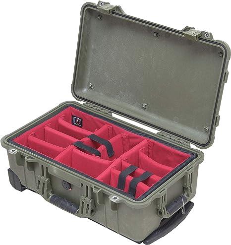 A-Mode - Separador Acolchado para Pelican 1510 HPRC 2550W (Funda N0): Amazon.es: Electrónica