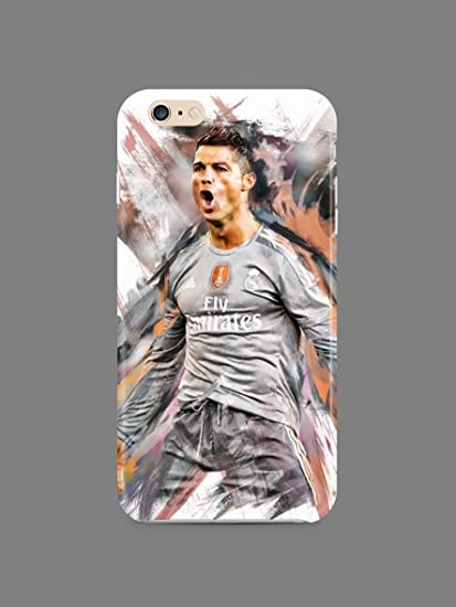 huge discount 786d7 e891a Cristiano Ronaldo for Iphone 7 (4.7in) Hard Case Cover (ron1)
