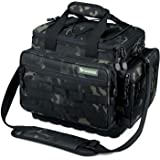 Rodeel Fishing Tackle Bags - Fishing Bags for Saltwater or Freshwater Fishing