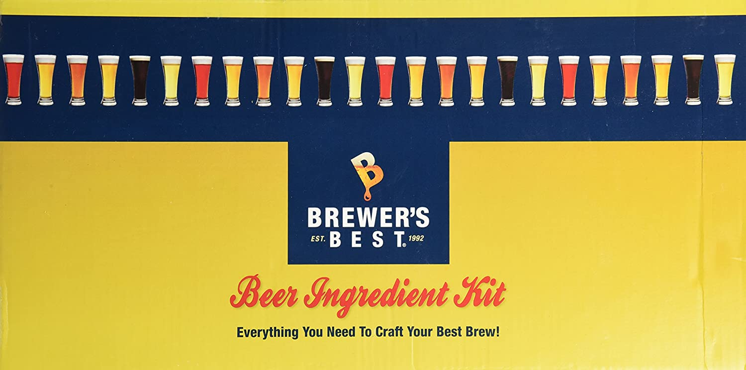 Brewer's Best Double IPA Beer Ingredient Kit