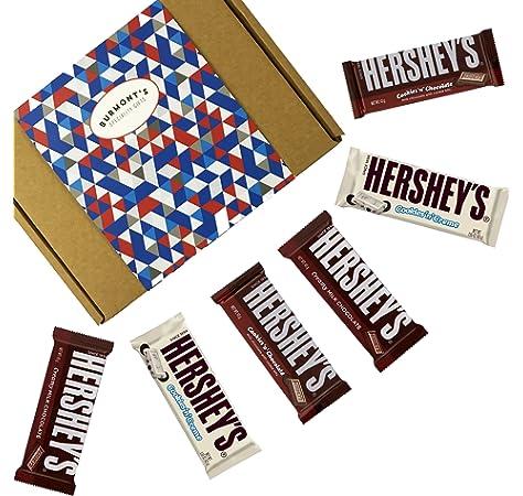 Hersheys Caja De Regalo Selección De Chocolates Americanos - 6 ...
