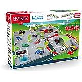 Norev T23054 Circuit Modulable Clip-City 4 Plateaux