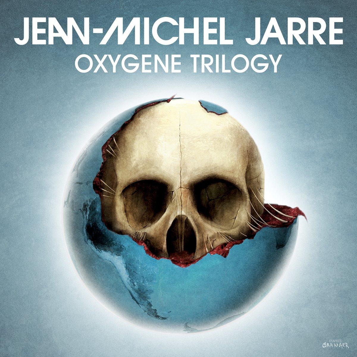 Oxygene Trilogy by Sony Legacy