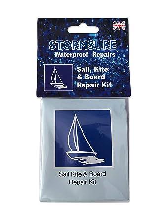5 x Stormsure Sail cometa Junta Kit de reparación adhesivo ...
