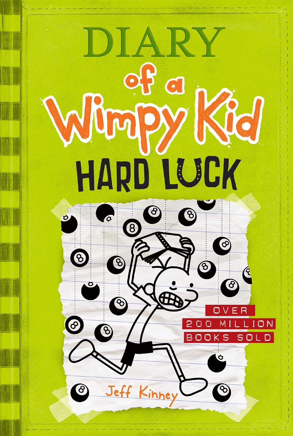 diary of a wimpy kid in order