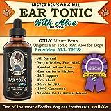 MISTER BEN'S Original Ear Tonic w/Aloe for Dogs