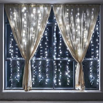 Decoration lumineuse de noel pour fenetre for Exterieur quaresma