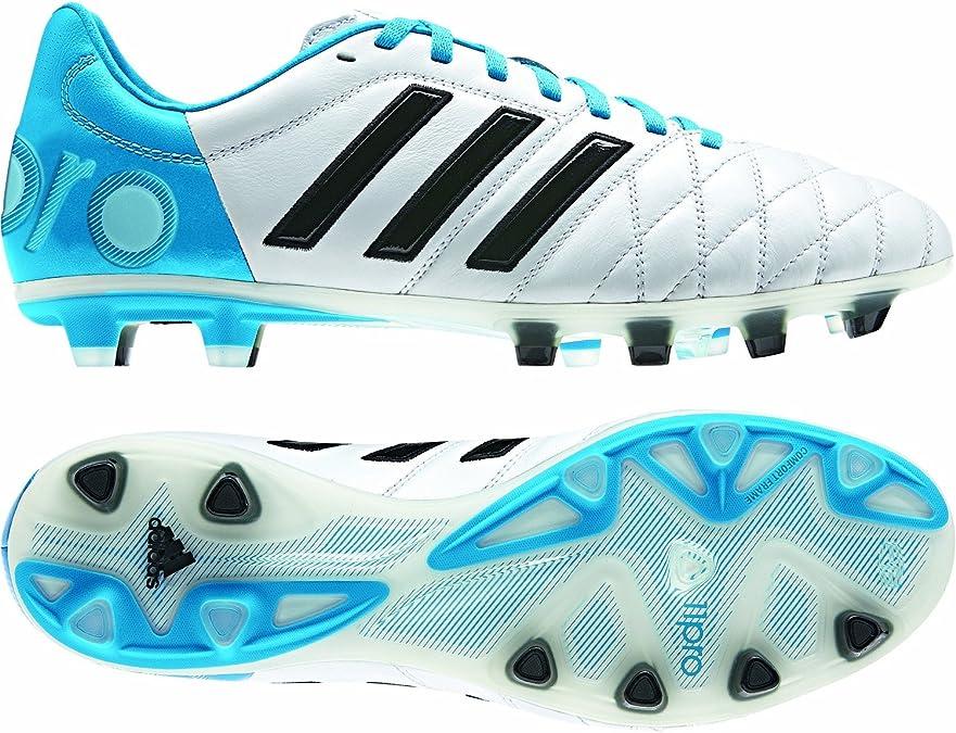 Adidas 11pro TRX FG - Zapatillas de fútbol para hombre blanco ...