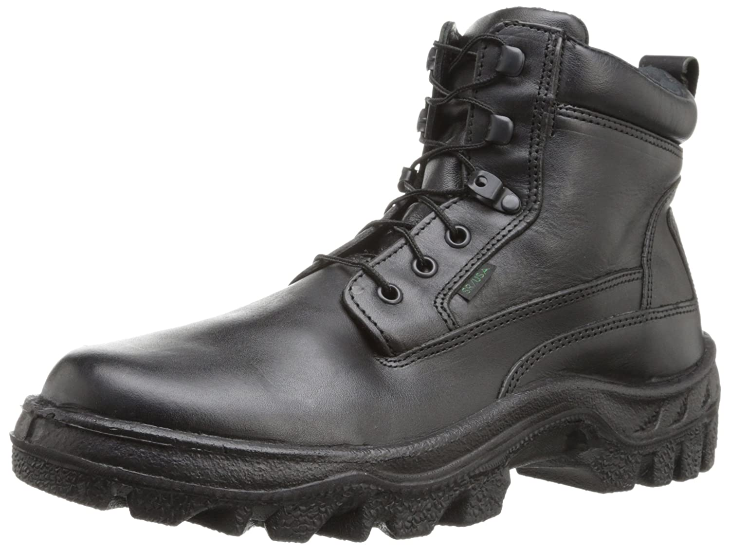 Rocky Men's Postal TMC 6 Inch Plain Toe Work Boot