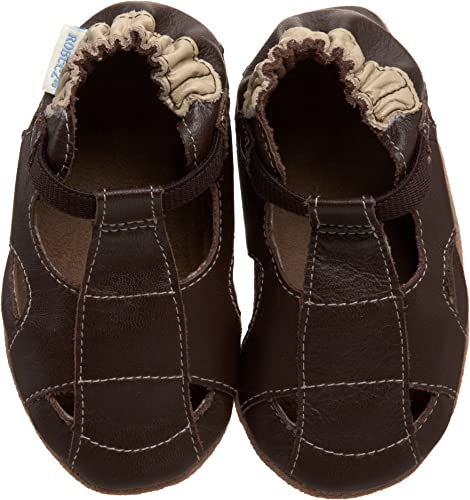 New Infant//Toddler Fisherman Cribs Sandals Size 2 ~ 7 CLOSE TOE