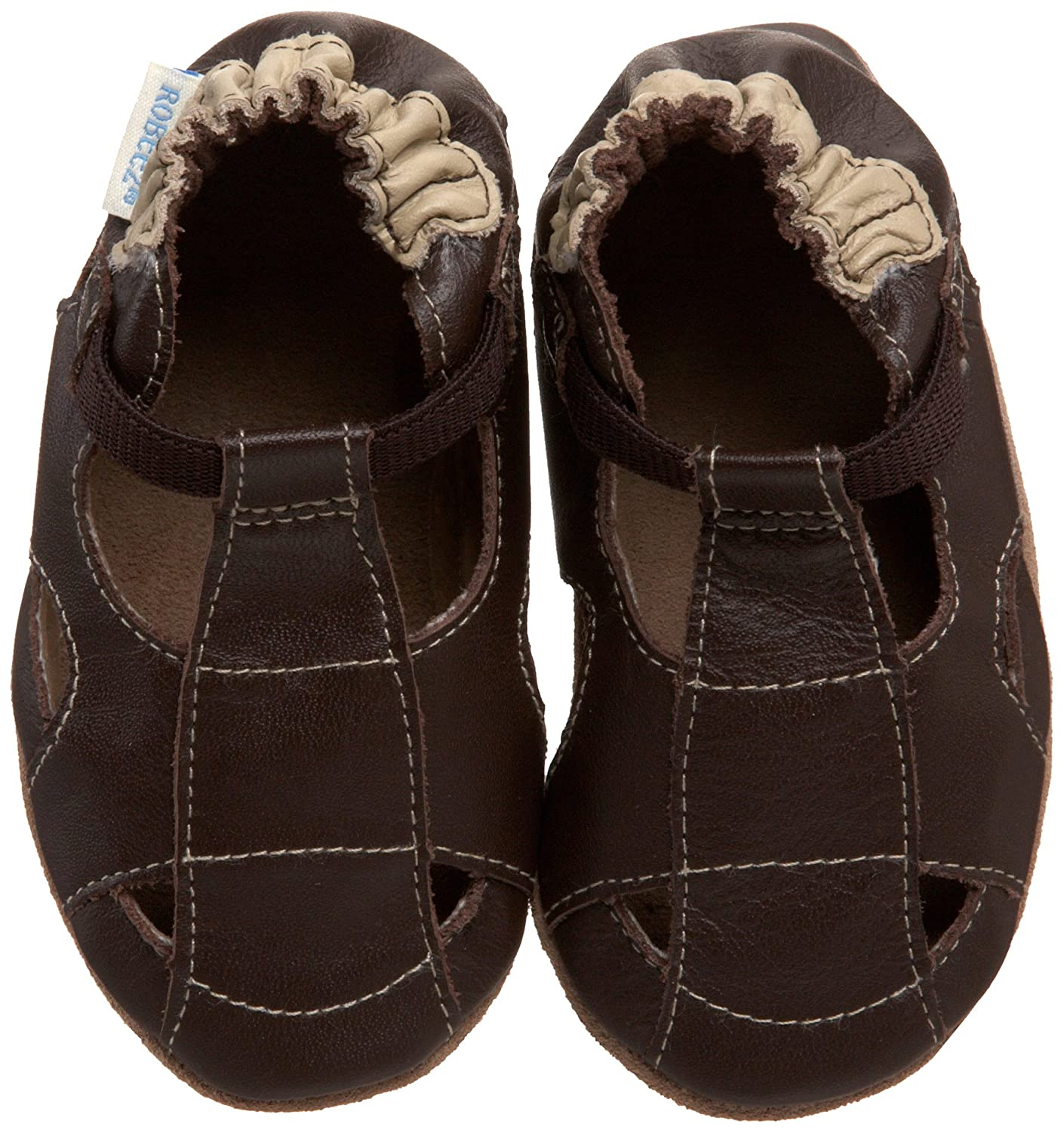 Infant//Toddler Robeez Soft Soles Sandal Crib Shoe