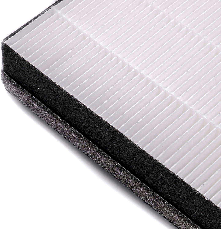 AC2889 /épurateur dair Philips AC2882 vhbw Filtre hepa pour purificateurs dair AC2887 AC3829//10