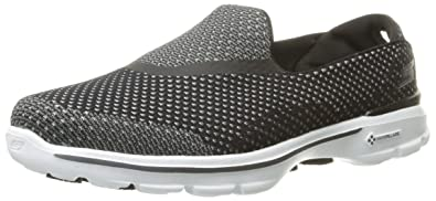Skechers Damen Walk 3 Go Knit Sneaker