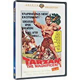 Tarzan the Magnificent [Import USA Zone 1]