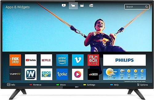 5. Philips 126 cm 4K LED Smart TV