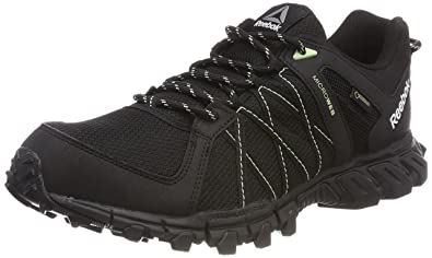 Reebok Damen Trailgrip RS 5.0 GTX Walkingschuhe Schwarz (Black Aloe Green  0) 36 00145fa1a