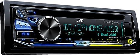 JVC KD-R981BT - Receptor de CD (tecnología inalámbrica Bluetooth y ...