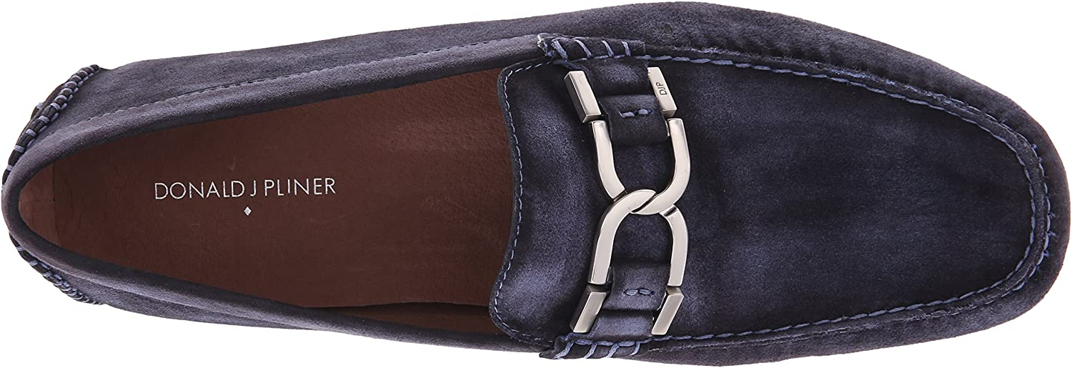 Donald J Pliner Mens Derrik Slip-On Loafer