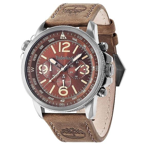 Reloj hombre TIMBERLAND CAMPTON 13910JSU-12
