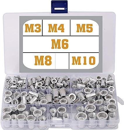 Rivnut Insert Setting Tool Nutsert M4 M5 M6 M8 M10 M4