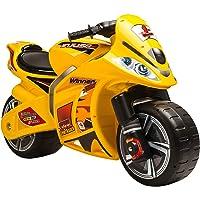 INJUSA Moto Correpasillos Winner de Color Amarillo