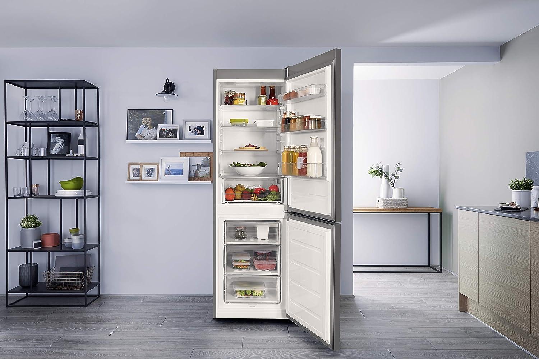 Kühlschrank No Frost Bauknecht : Bauknecht kgnf 18 a3 in kühl gefrier kombination a 189 cm