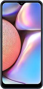 Samsung Galaxy A10s A107-32GB 2GB RAM (GSM Only, No CDMA) International Version, No Warranty (Blue)