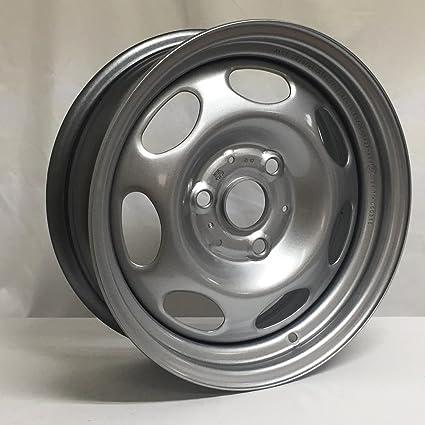 amazon com 15 smart car 3 lug steel wheel 15x5 5 automotive
