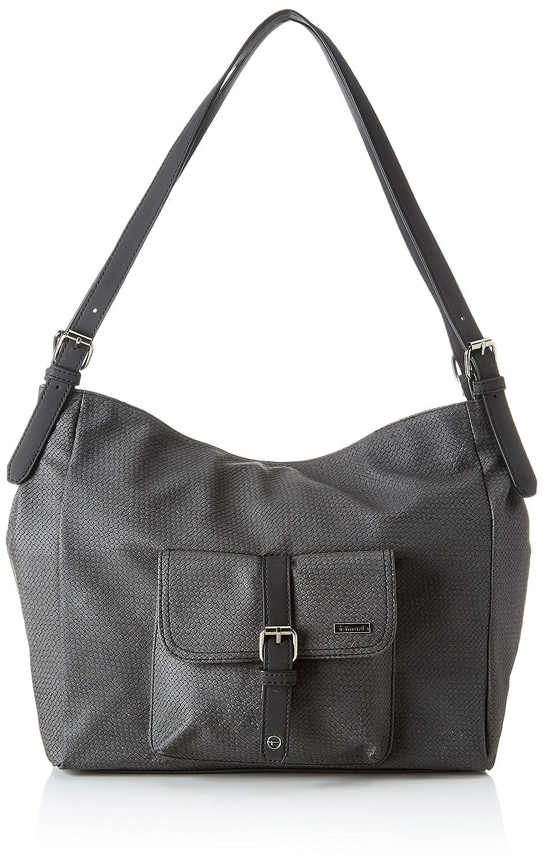 Tamaris Alessia Shoulder Bag Borse a spalla Donna, Nero