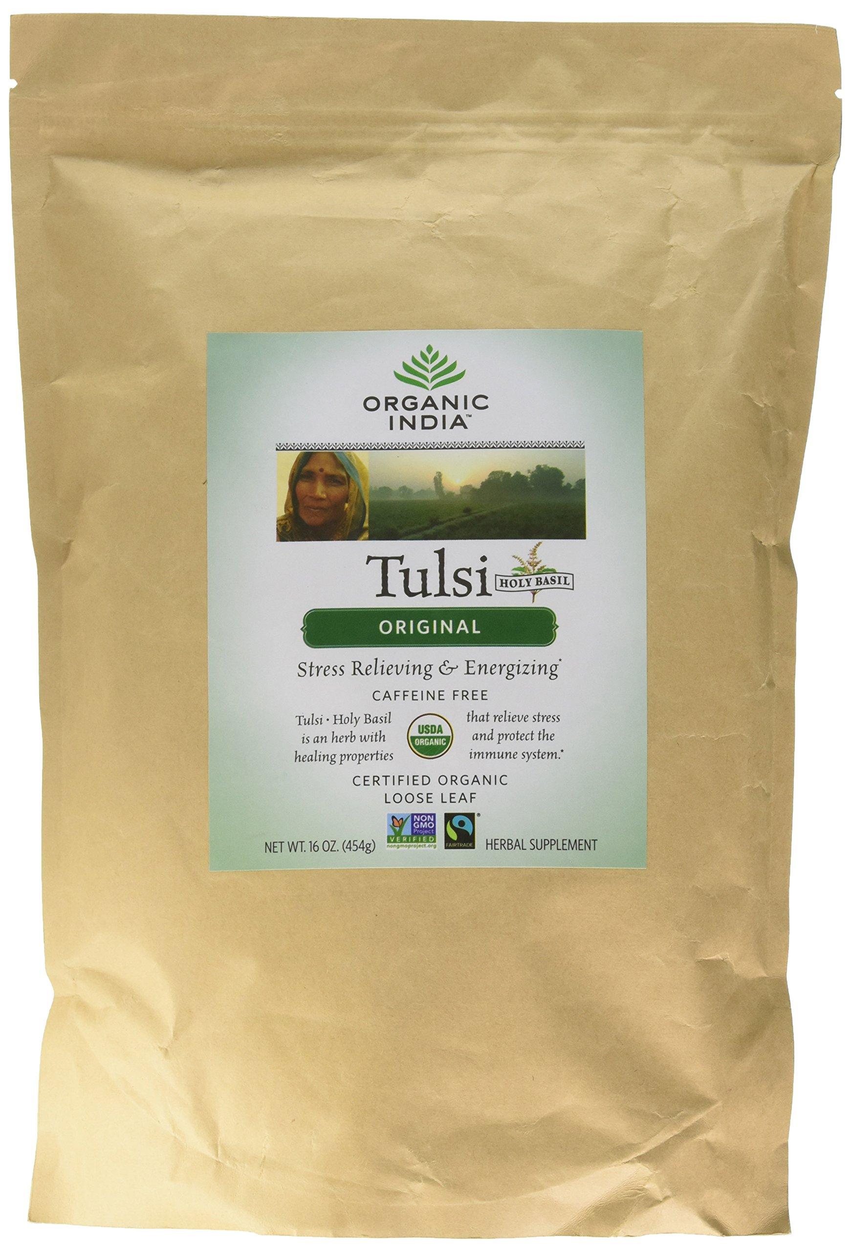 Organic India Tulsi Mix, 1 Pound