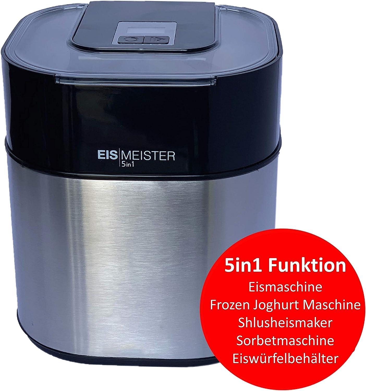 5in1-Eismachine bei Amazon