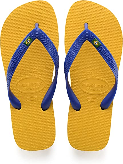 Havaianas Unisex Adults Brasil Flip Flops