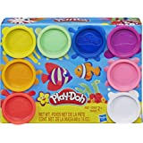 PLAY-DOH E5062 PD 8 PACK RAINBOW