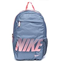 Nike Classic Sand Polyester Backpack (Grey/Pink)