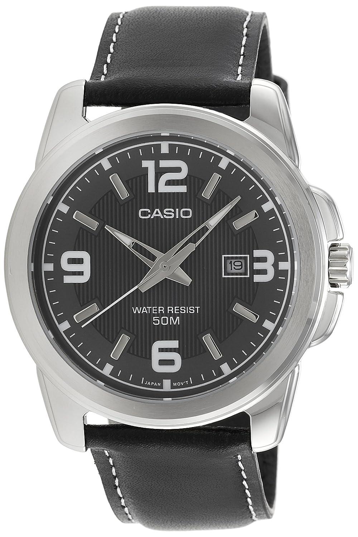 Buy Casio Enticer Men Analog Black Dial Watch Mtp 1314l 8avdf A554 Ltp 1378l 2e Women Quartz Blue Online At Low Prices In India