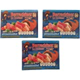 La Coculense Borrachitos Mexican Milk Candy, Small, 30-Pcs Per Pack (Pack