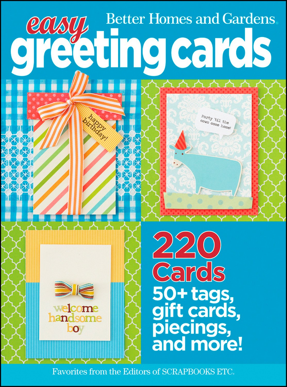 Easy Greeting Cards Better Homes And Gardens Cooking Better Homes