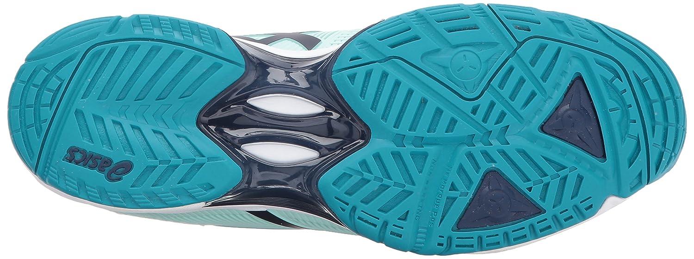 ASICS Women's Gel-Solution Speed 3 Tennis Shoe B01NAZ1R4I 12 B(M) US|Glacier Sea/Indigo Blue/Arctic Aqua