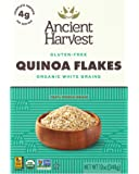 Ancient Harvest Organic Quinoa Flakes Cereal, 12 Ounce (Pack of 6)