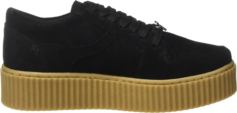 Windsor Smith Oracle, sneakers voor dames Nero